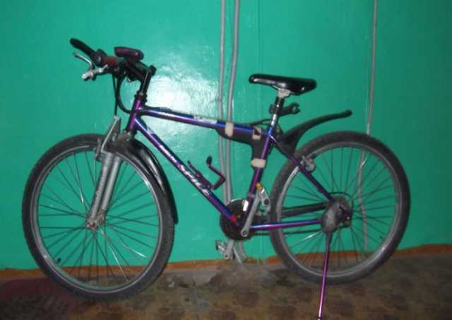 Отдам даром: велосипед