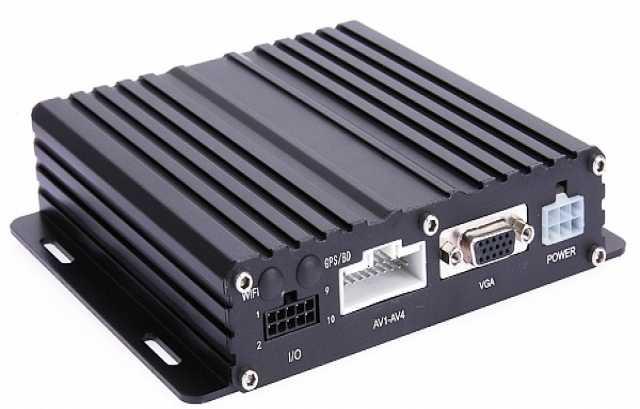 Продам 4-кан.авторегистратор 1MPix 128Gb