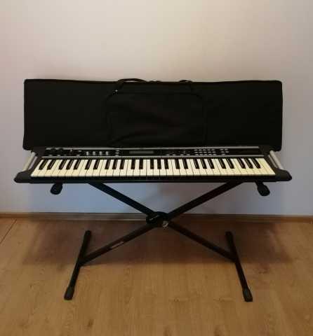 Продам Синтезатор korg x50 + стойка + чехол