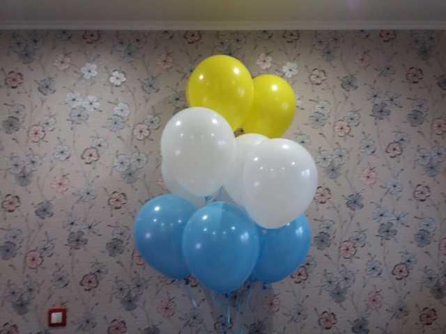 Продам Гелиевые шарики