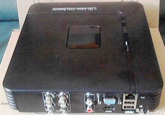 Продам 4-кан.AHD/аналог/IP) видеорегистратор