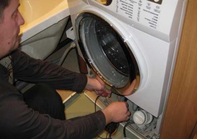 Предложение: Ремонт стиральных машин и посудомоек