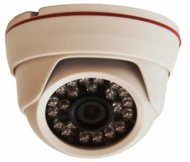 Продам купольную AHD видеокамеру 1MPix