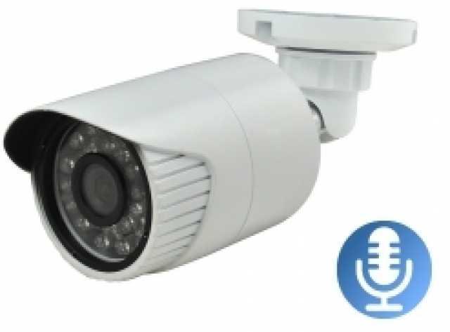 Продам: Уличная IP камера 2,1MPix аудиовход