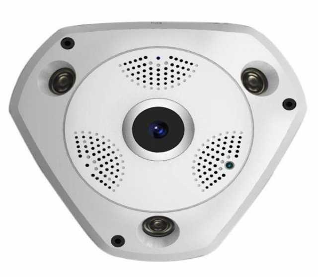 Продам: Внутр. Wi-Fi камера угол обзора 180 гр.