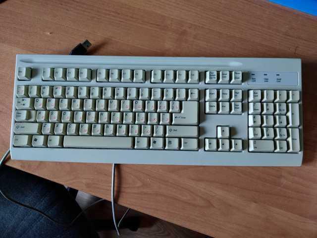Продам Клавиатура Mitsumi KFK-EA4XY. б/у.
