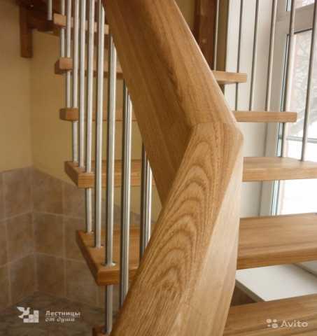 Предложение: Лестницы на больцах