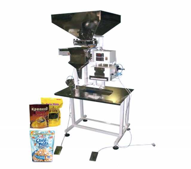Продам Полуавтомат для фасовки и упаковки кофе