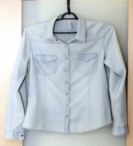 Продам Блузка-рубашка женская Reserved, р.48