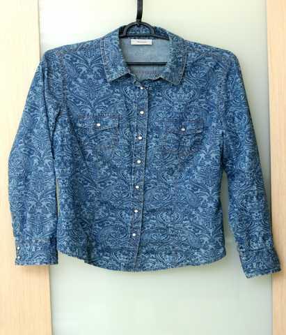Продам Блузка-рубашка женская Yessica р.48-50