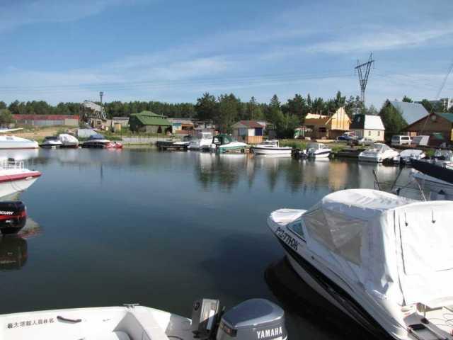Предложение: Стоянка катера, лодки в  Новосибирске