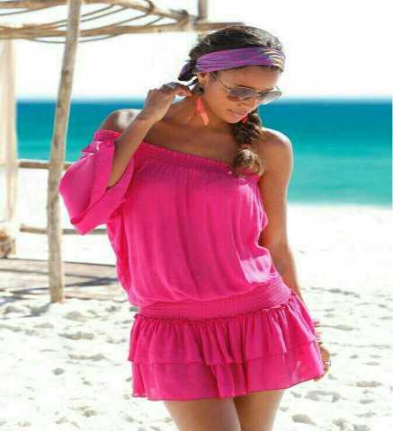 Продам Пляжное платье