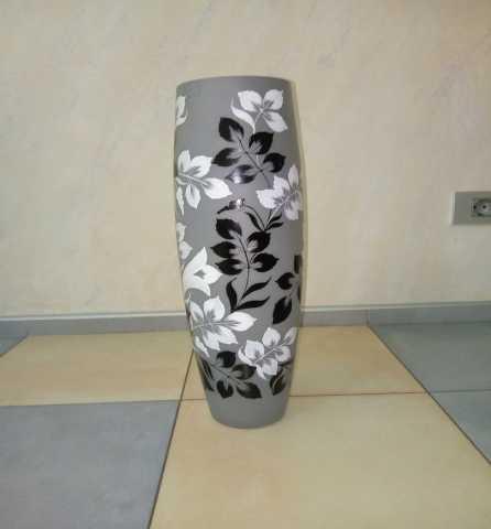 Продам ваза напольная