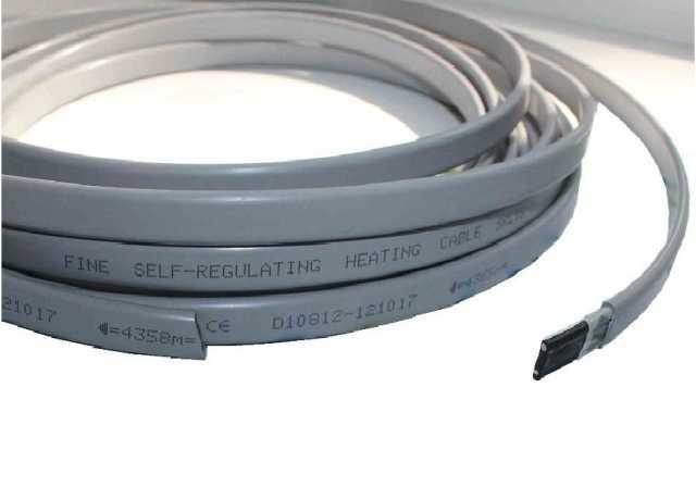 Продам Греющий саморегулирующийся кабель