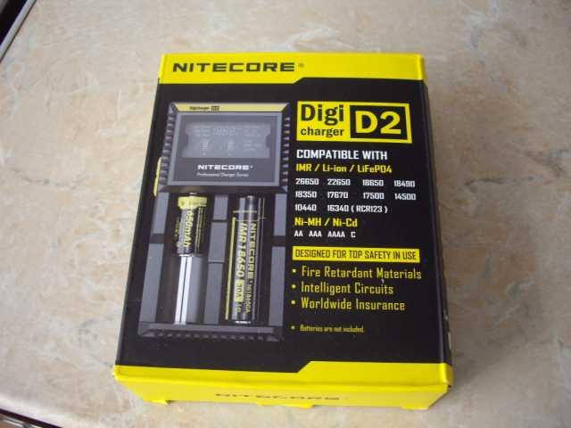 Продам Зарядного устройства NiteCore Digicharge