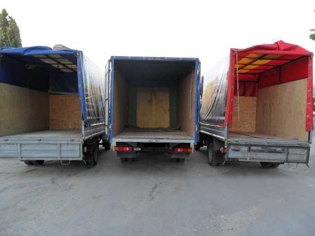 Предложение: Вывоз старой мебели и техники на ГАЗели
