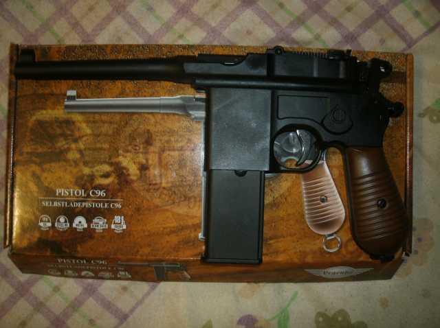 Продам Пневматический пистолет Umarex Mauser