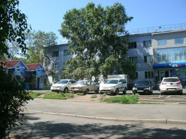 Коммерческая недвижимость братска снять место под офис Щелковское шоссе