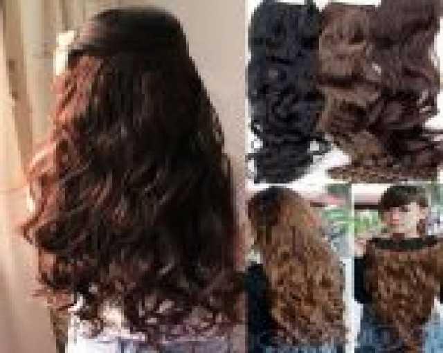 Предложение: Волосы для наращивания