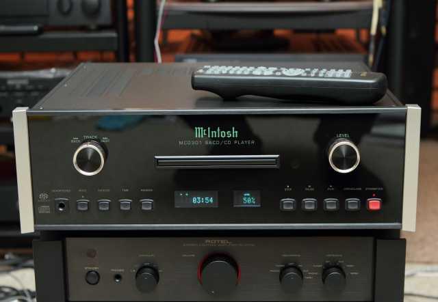 Продам CD-проигрыватель Mcintosh MCD301