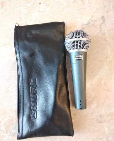 Продам Микрофон Shure Beta58A