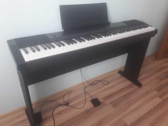 Продам Цифровое пианино+стойка+ноты в подарок
