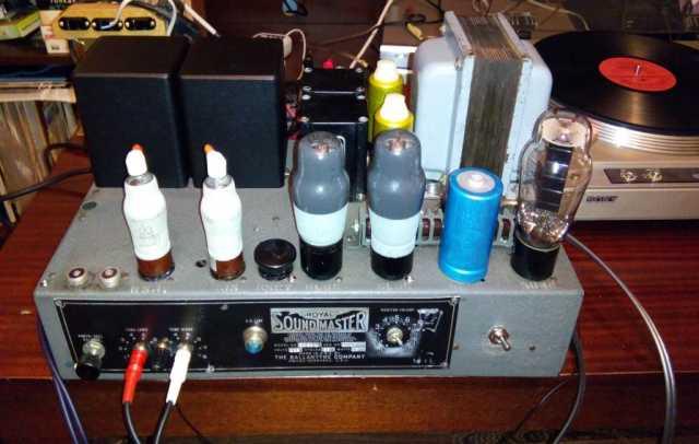 Предложение: Ремонт и обслуживание аудиотехники