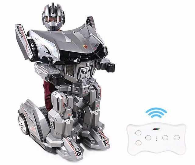 Предложение: Машинка Робот MECHA, робот автомобиль