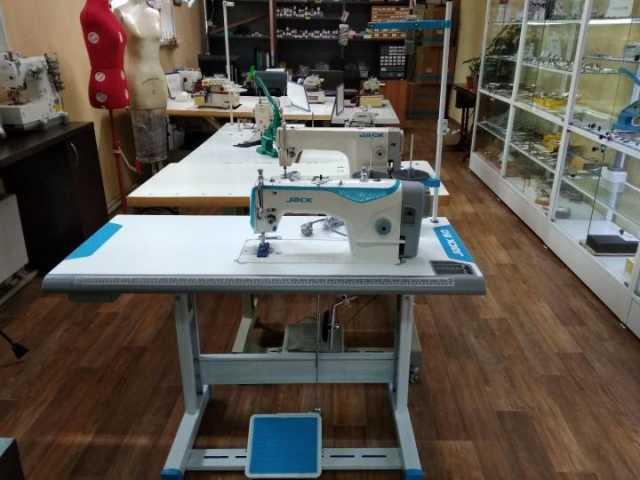 Продам Швейная машина Jack JK-F4 (комплект)