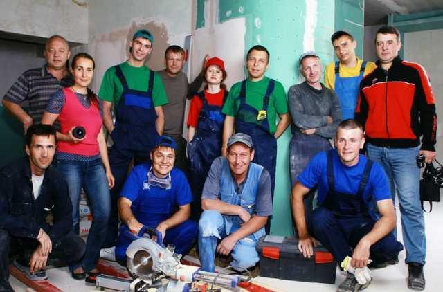 Предложение: Русские разнорабочие Землекопы Мастера