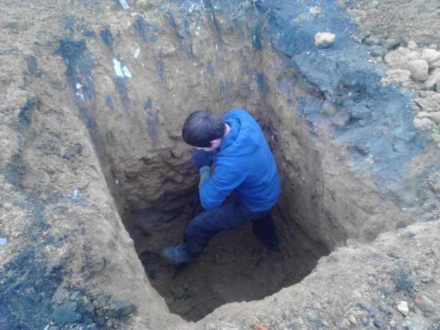 Предложение: Земельные работы,Водоснабжение,канализац