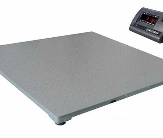 Продам: Платформенные весы до 1000 кг, 1500*1500