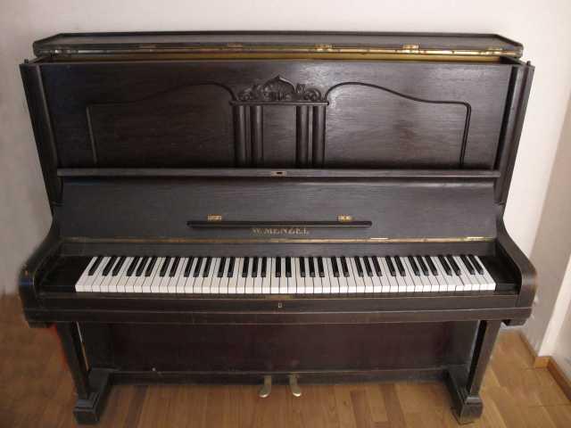 Продам антикварное пианино