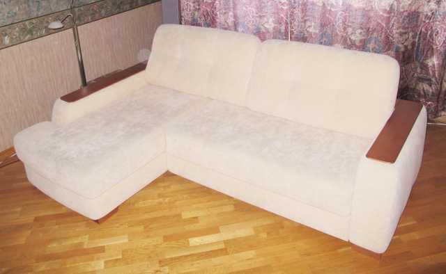 Продам Угловой диван со спальным местом