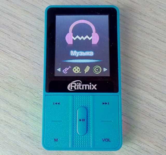 Продам MP3-плеер ritmix б/у