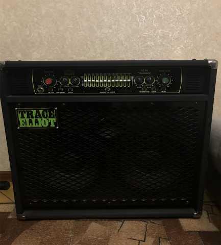 Продам комбоусилитель для бас-гитары
