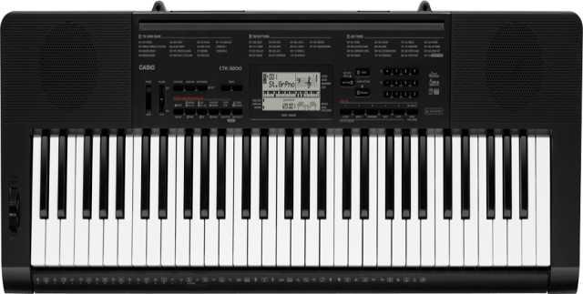 Продам Cинтезатор Сasio ctk-3200