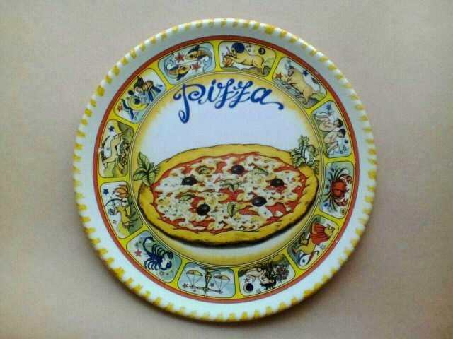 Продам Декорированные блюда для пиццы