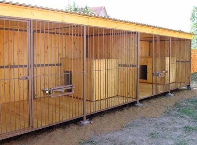 Продам Вольеры и клетки для животных и птиц