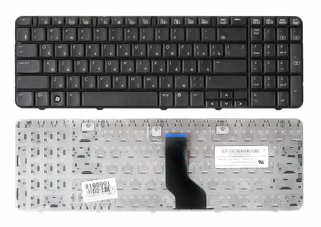 Продам Новая клавиатура для HP CQ60, G60