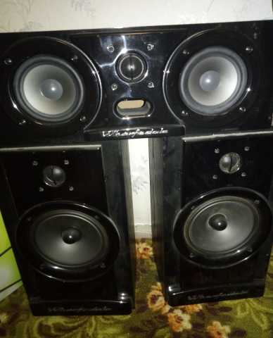 Продам Pioneer VSX-821 и акустика Wharfedale