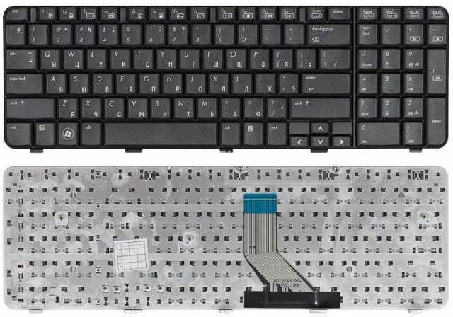 Продам Новая клавиатура для HP CQ70, CQ71, G71