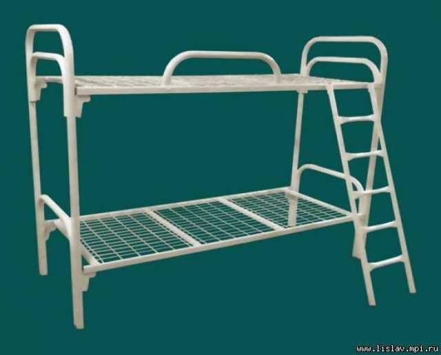 Продам Кровать металлическая белая