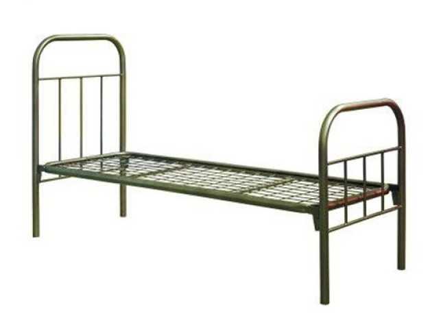 Продам кровать металлическая двуспальная купить