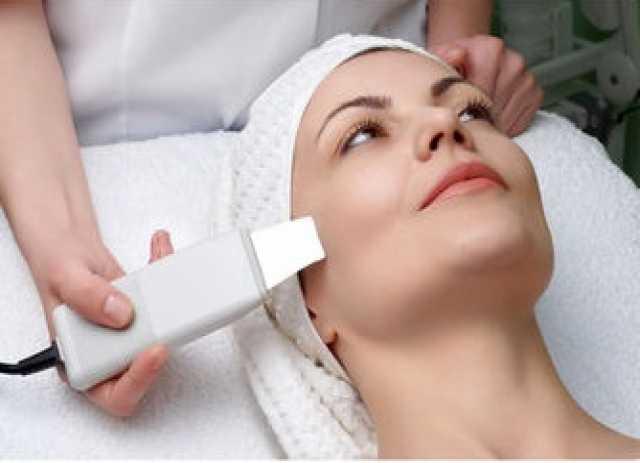 Предложение: ультразвуковая чистка лица