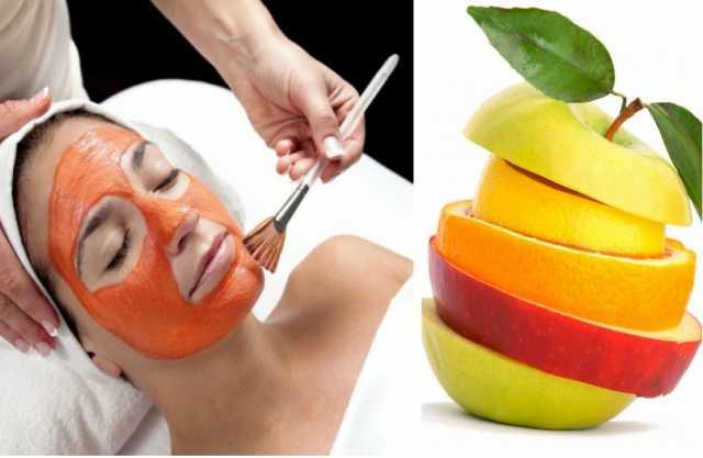 Предложение: Пилинг фруктовыми кислотами