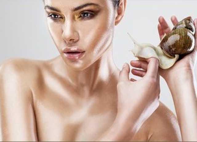 Предложение: массаж лица улитками (ахатиновое SPA)