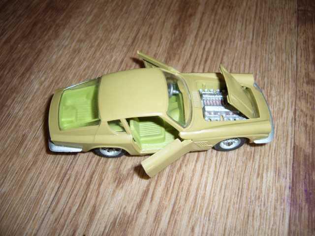 Продам автомодели 1/43 имп. авто 80-х г в