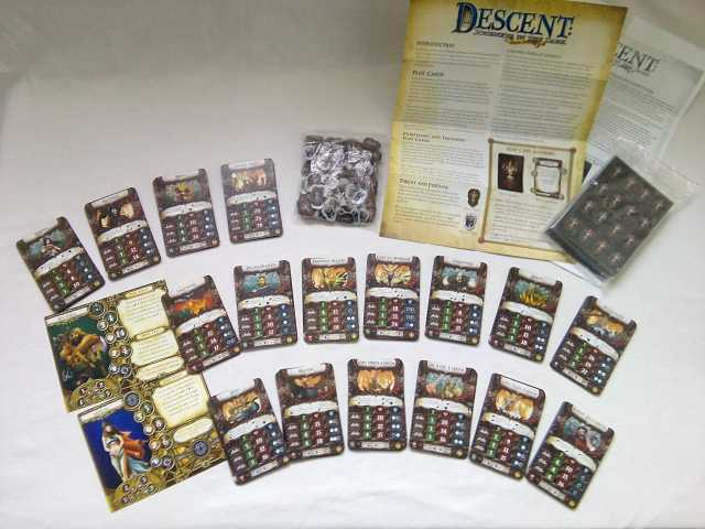 Продам Descent Lieutenant Packs