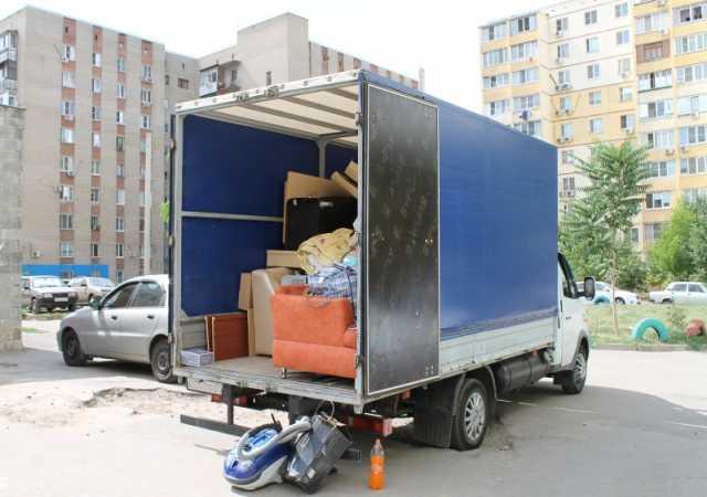 Предложение: Вывоз мебели из квартир газель грузчики